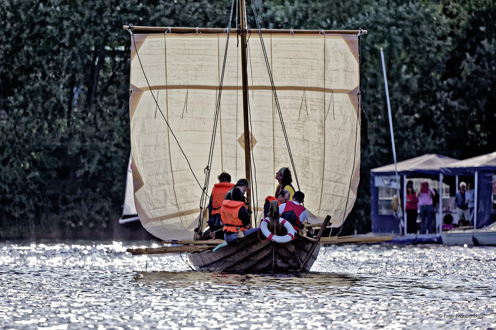 Wikingerboot Skua